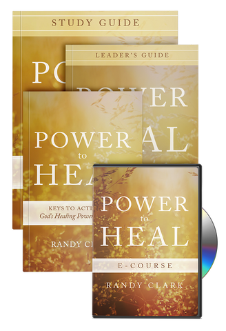 Power to Heal Free E-Course Session