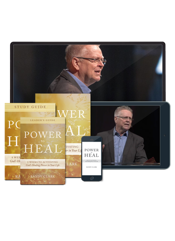 Randy Clark's Power to Heal E-Course