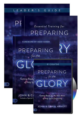 FREE! Preparing for the Glory Feature Session (Digital Download)