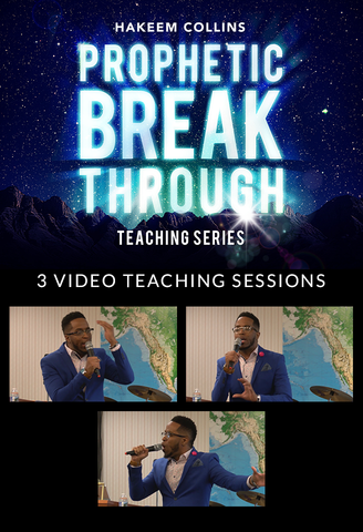 Prophetic Breakthrough Video Teaching Series (Digital Download)