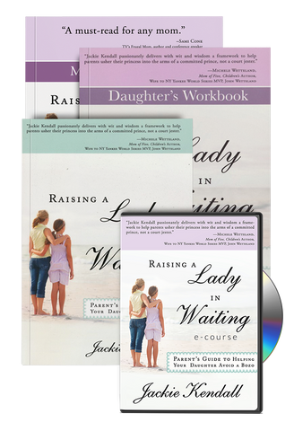 Raising a Lady in Waiting Free E-Course Session (Digital Download)
