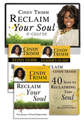 Reclaim Your Soul Ecourse with Dr. Cindy Trimm