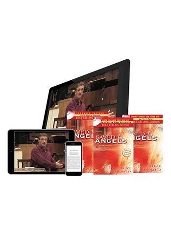 Saved By Angels:  God Talks to Everyday People Ecourse