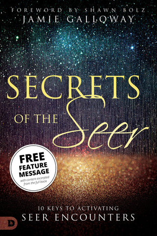 Secrets of the Seer Feature Message (Digital Download)
