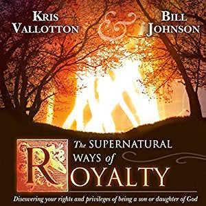 The Supernatural Ways of Royalty Audio Book (CD)