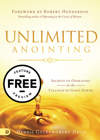 Unlimited Anointing Free Feature Message (Digital Download)