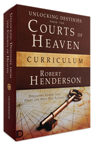 Unlocking Destinies from the Courts of Heaven Curriculum