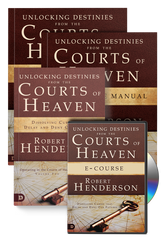 Unlocking Destinies From the Courts of Heaven Free E-Course Session (Digital Download)