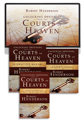 Unlocking Destinies from the Courts of Heaven Ecourse with Robert Henderson