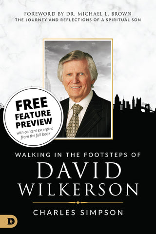 Walking in the Footsteps of David Wilkerson Feature Message (Digital Download)