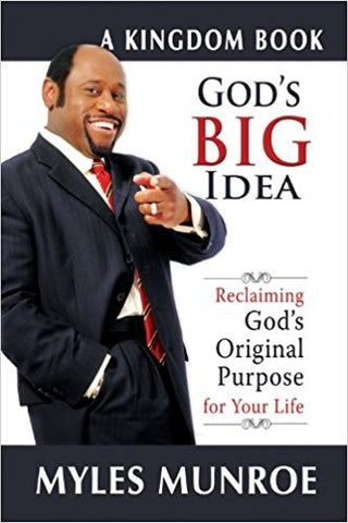 God's Big Idea 4x6 Value Trade Intl