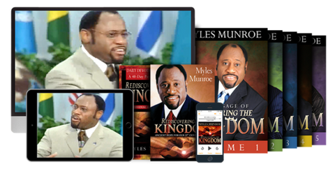 Rediscovering the Kingdom Master Level E-course