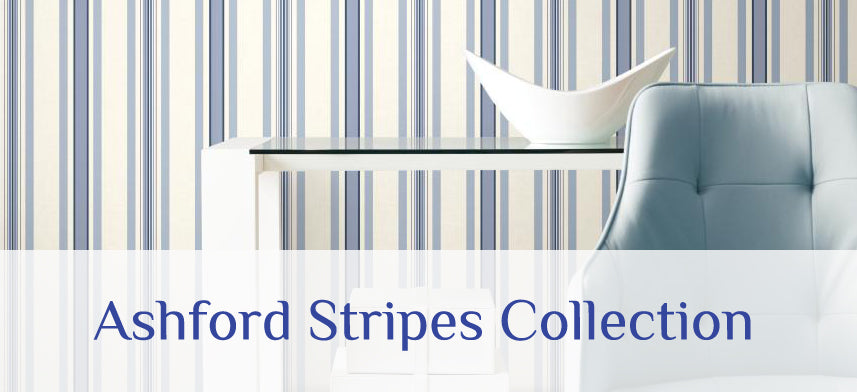 "About Wall Decor's ""Ashford Stripes"" Collection"