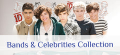 Shop About Wall Decor's Band & Celebrity Collection