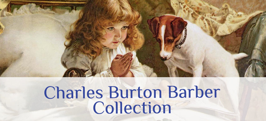 "About Wall Decor's ""Charles Burton Barber"" Collection"