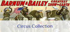 Shop About Wall Decor's Circus Collection