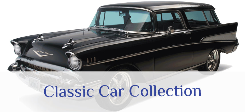 About Wall Decor's Classic Car Collection