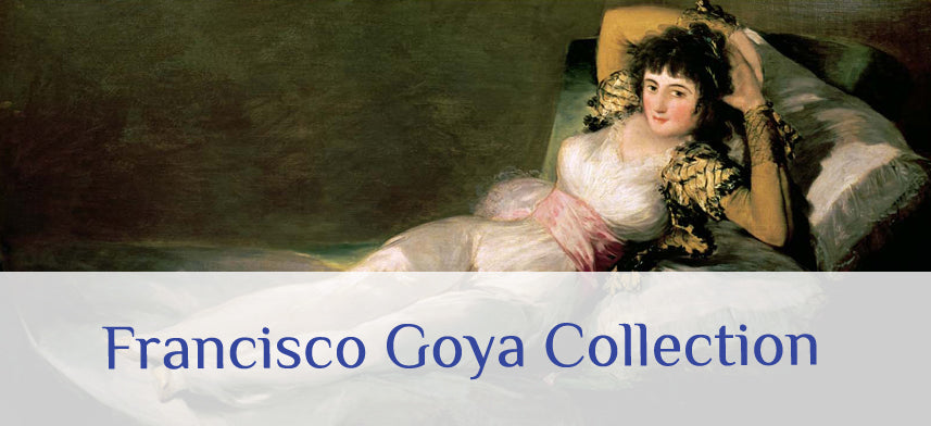 "About Wall Decor's ""Francisco Goya"" Collection"