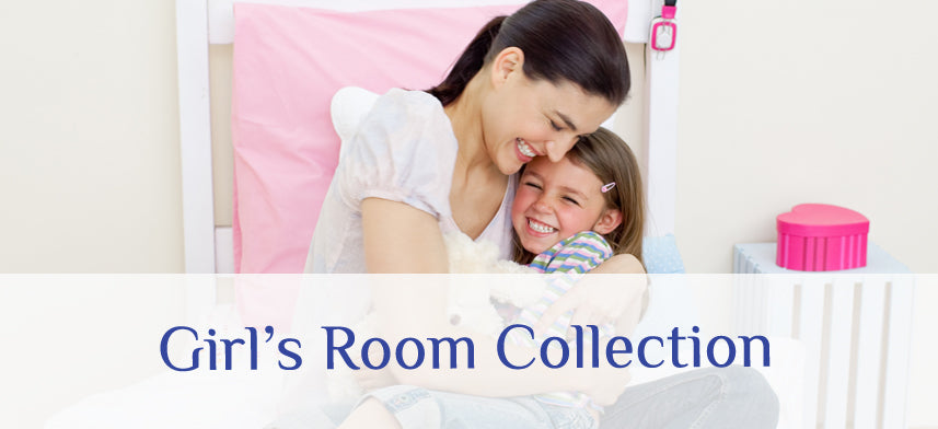 About Wall Decor's Girl's Room Collection