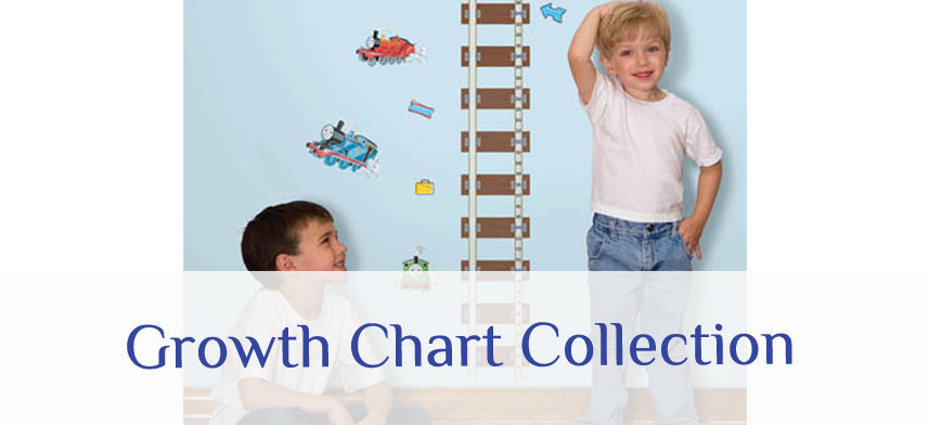 About Wall Decor's Growth Chart Collection