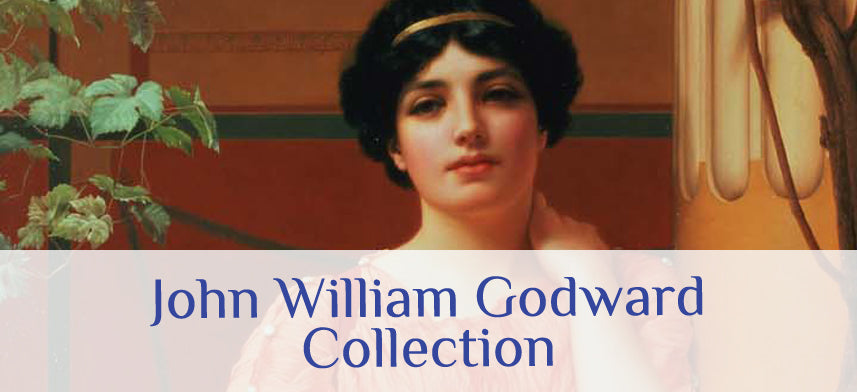 "About Wall Decor's ""John William Godward"" Collection"