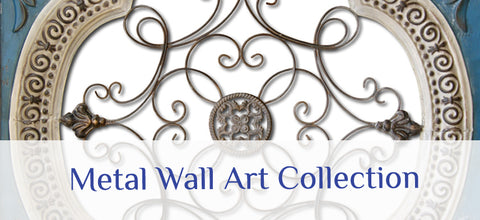 Shop About Wall Decor's Metal Art Wall Decor Collection
