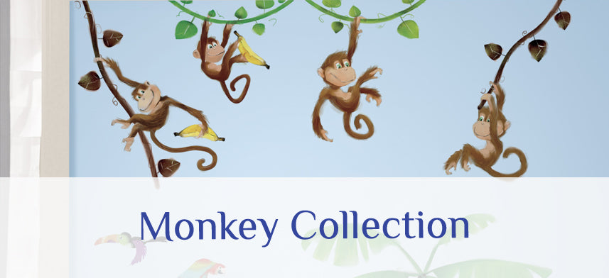 About Wall Decor's Monkey Collection