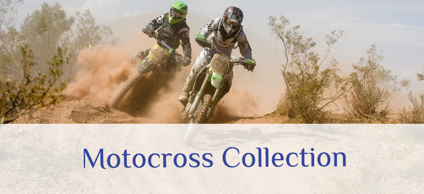 About Wall Decor's Motocross Collection