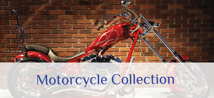 About Wall Decor's Motorcycle Collection