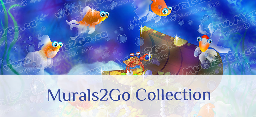 About Wall Decor's Murals2Go Collection