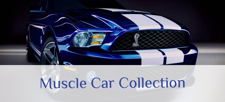 About Wall Decor's Muscle Car Collection