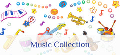 Shop About Wall Decor's Music Collection