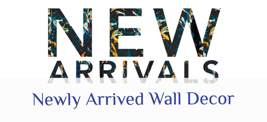 About Wall Decor's New Arrivals