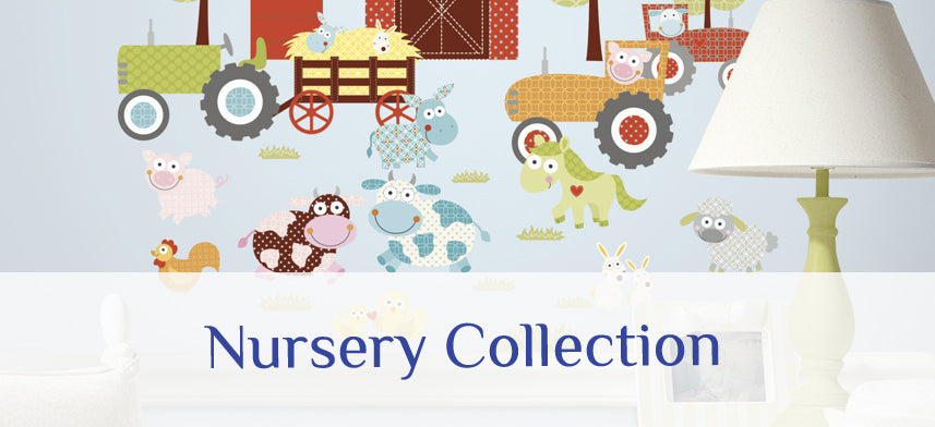 About Wall Decor's Nursery Collection