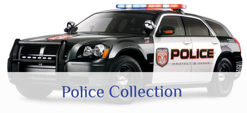 About Wall Decor's Police Collection