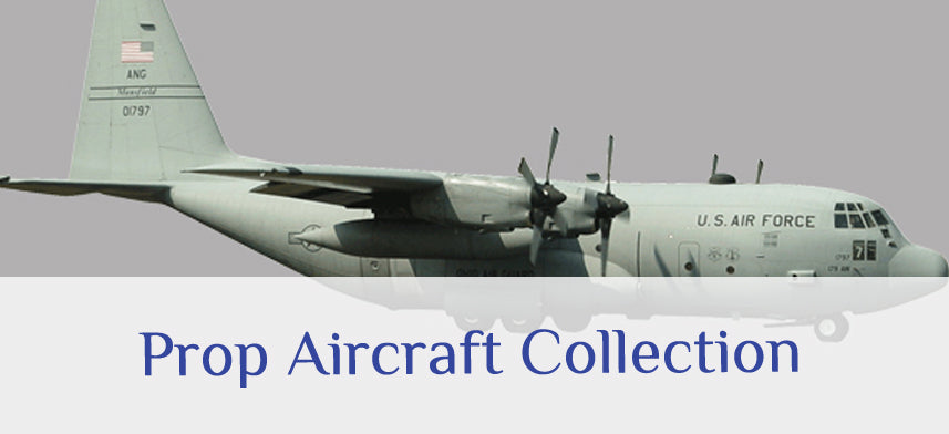 About Wall Decor's Prop Aircraft Collection
