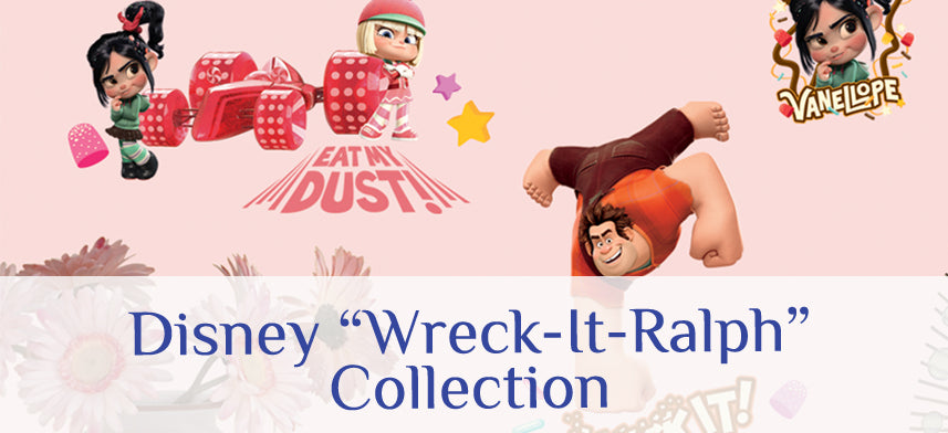"About Wall Decor's ""Disney"" Wreck-It-Ralph Collection"