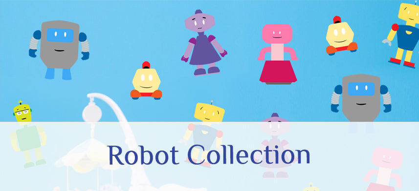 About Wall Decor's Robot Collection