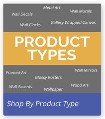 Shop About Wall Decor's Catalog By Product Type