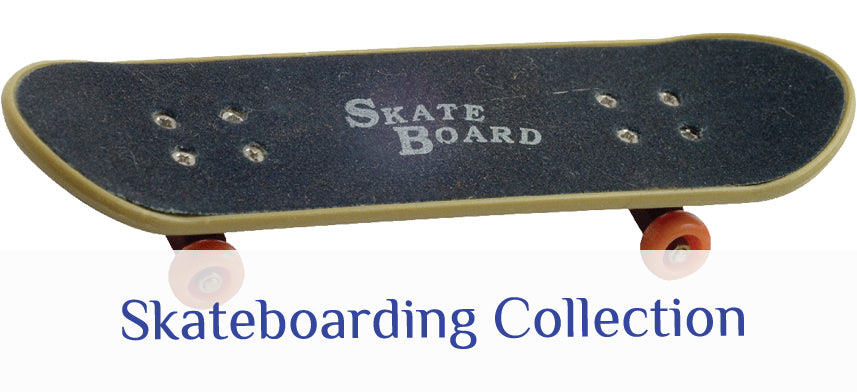 About Wall Decor's Skateboarding Collection