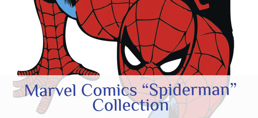 "About Wall Decor's ""Marvel Comics"" Spiderman Collection"