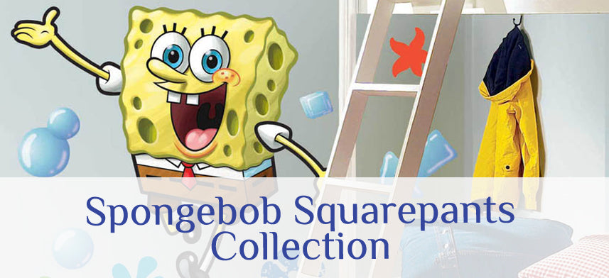 "About Wall Decor's ""Spongebob Squarepants"" Collection"