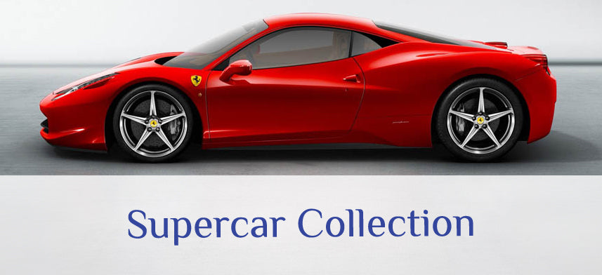 About Wall Decor's Supercar Collection