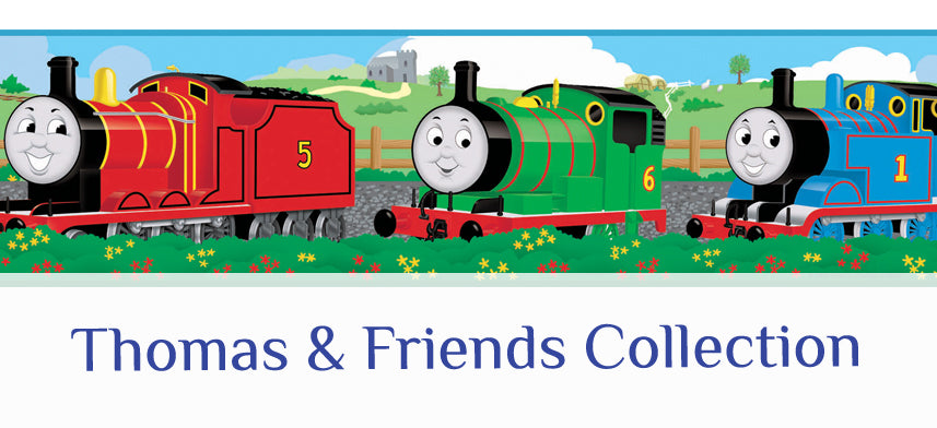 "About Wall Decor's ""Thomas & Friends"" Collection"