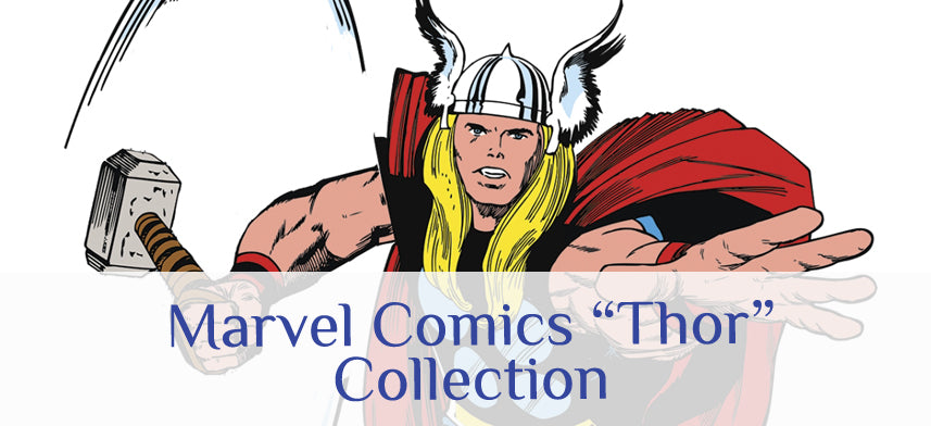 "About Wall Decor's ""Marvel Comics"" Thor Collection"