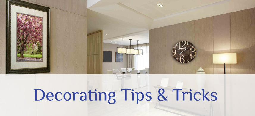 About Wall Decor's Decorating Tips & Tricks