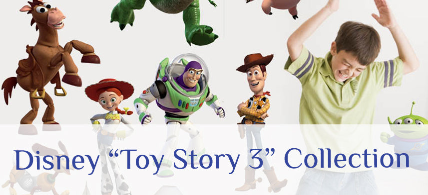 "About Wall Decor's ""Disney"" Toy Story 3 Collection"