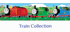 Shop About Wall Decor's Train Collection