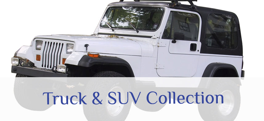 About Wall Decor's Truck & SUV Collection