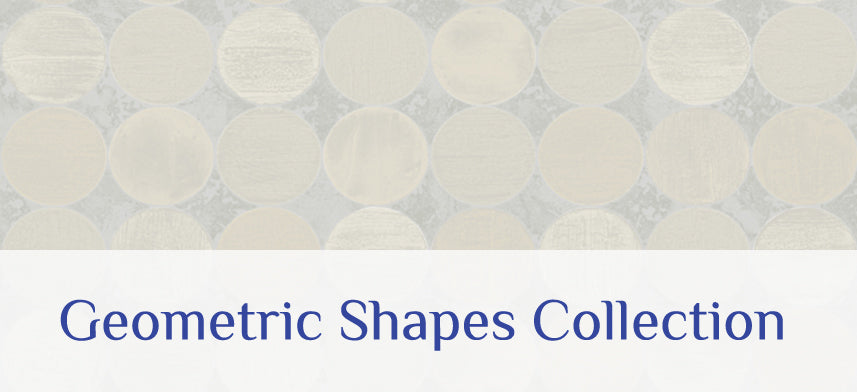 About Wall Decor's Shapes Wallpaper Collection